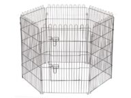 Wire Pet Playpen 6 panels size 63x 91cm 06-0115 Dog Playpen: Pet Playpen Products, Dog Goods Pet Playpen