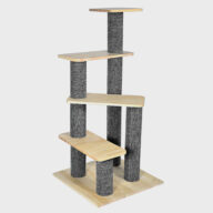 Pet Cat Furniture, wooden cat tree 06-0203