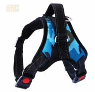 GMTPET Factory wholesale amazon hot pet harness for dogs 109-0008 Dog Harness: Collar & Pet Harness Factory adjustable dog harness