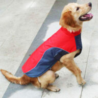 Waterproof Dog Technical Jacket Pet Dog Outdoor Warm Coat 06-1022